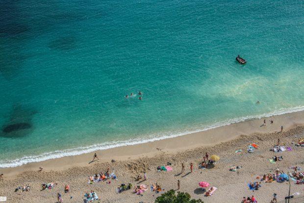 Plaja Nisa