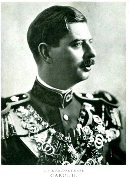 Regele Carol al II-lea