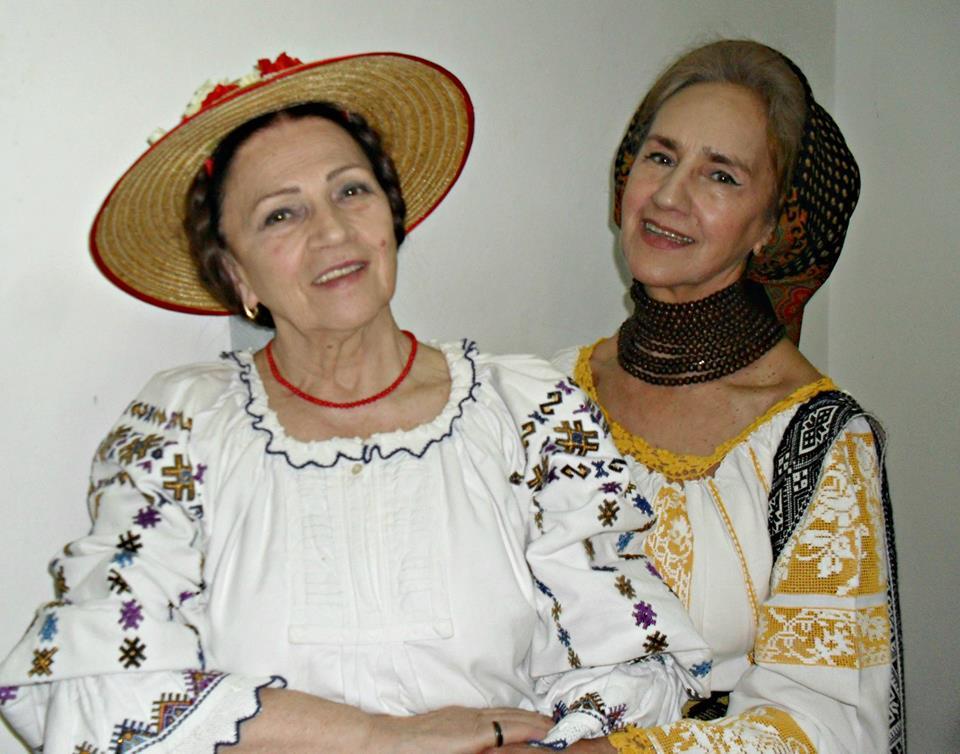 """Mesajul dureros al Sofiei Vicoveanca după moartea Mariei Butaciu. """"Cea cu coasa îi pusă rău pe cântecul popular"""""""