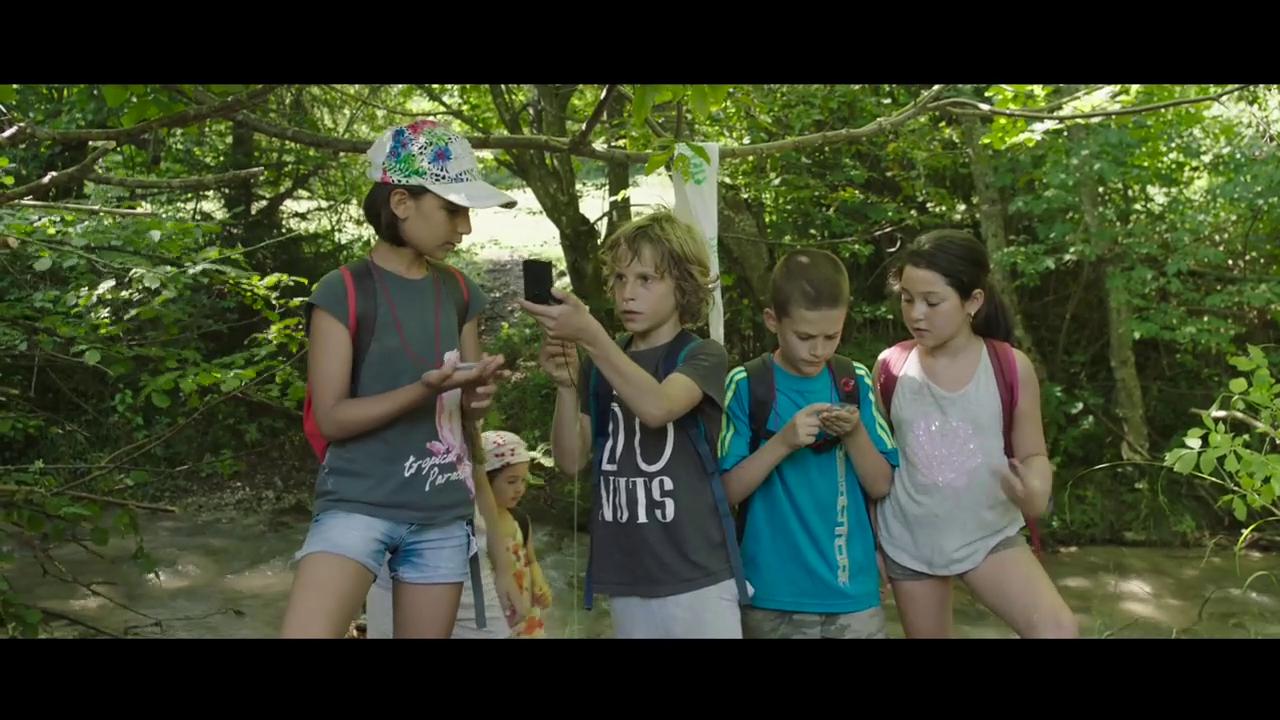 Străjerii, primul film românesc pentru copii realizat după Revoluţie