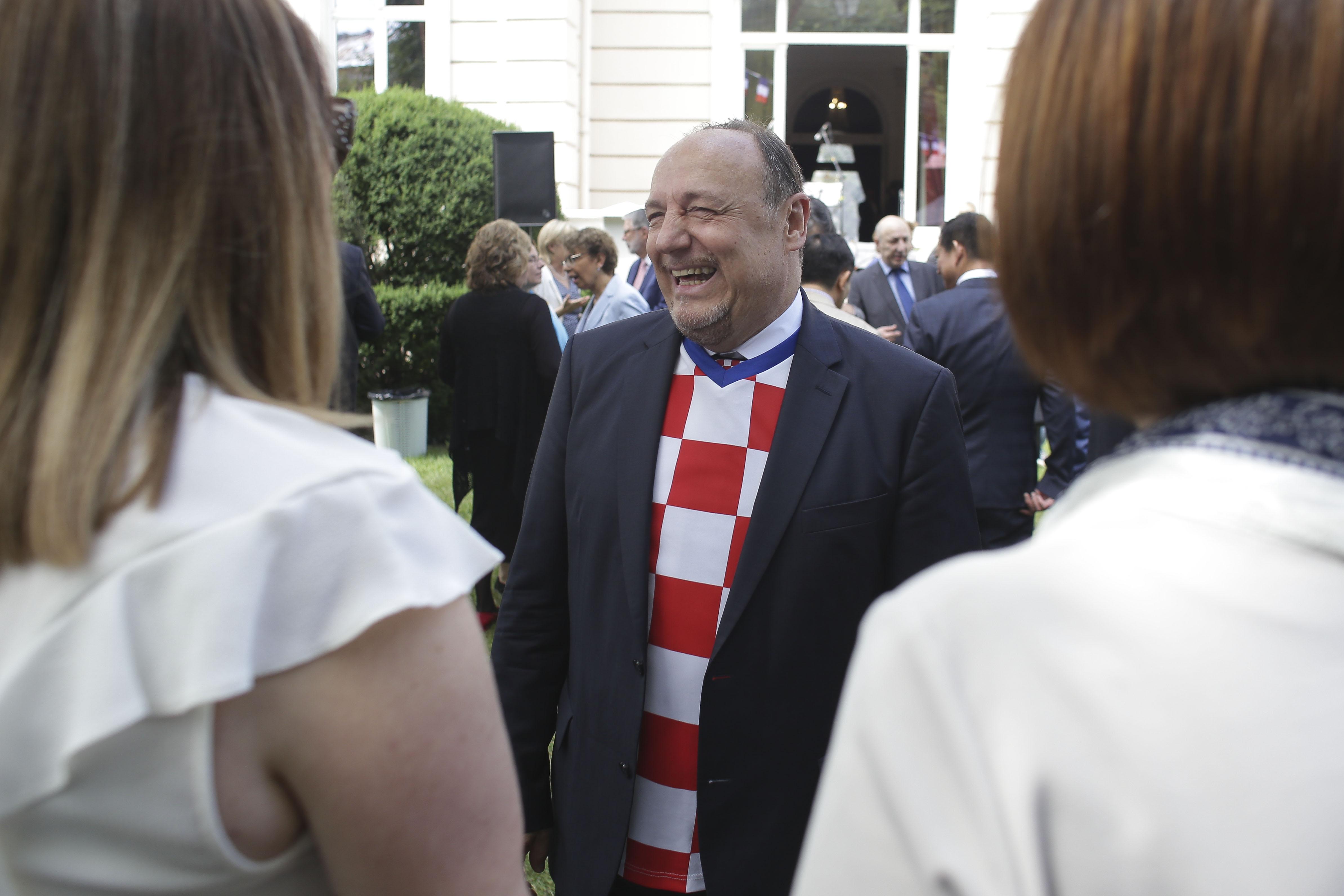 Ziua Franței, sărbătorită la București. Iohannis şi Kovesi, prima întâlnire după revocare
