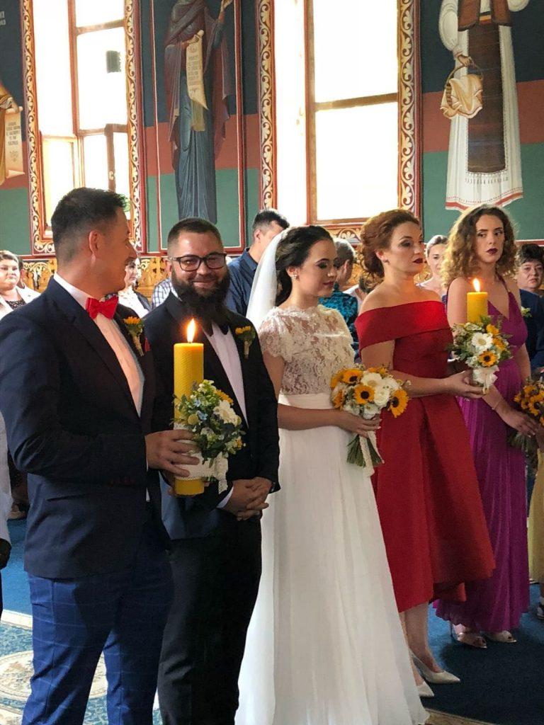 VIDEO/ Nuntă rock în lumea manelelor. Liviu Guță a fost nevoit să facă slalom printre stiluri muzicale!
