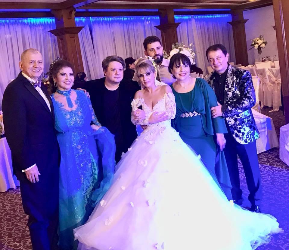 VIDEO/ Detalii din culise. Nunta fiicei Irinei Loghin a fost spectacol! A avut prezentator și toți invitații au susținut recitaluri!