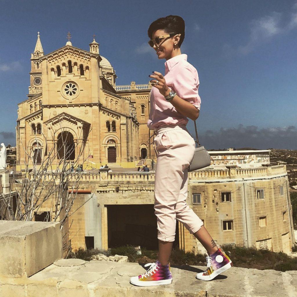 VIDEO/Ta Pinu din Malta, biserica plină de mărturii ale dorințelor împlinite. Pentru ce s-au rugat vedetele din România?