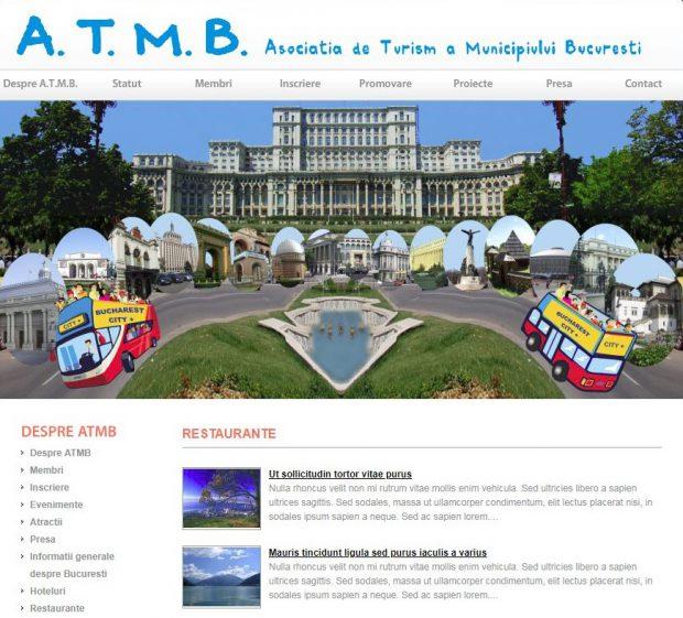 Promovarea turistică a Bucureștului, inexistentă