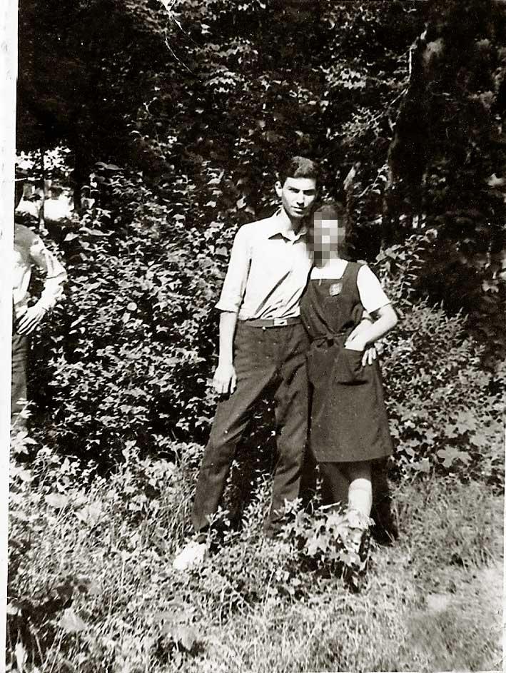 În 1986, Cristi Borcea era elev la Liceul Industrial nr. 26 București