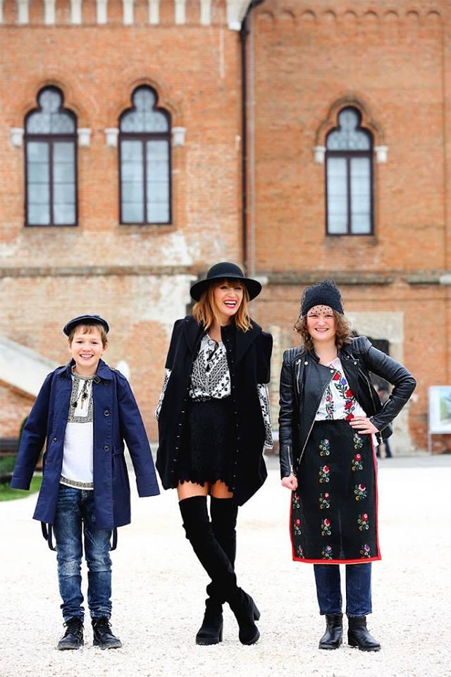Carmen Negoiță își susține copiii să se mute din țară