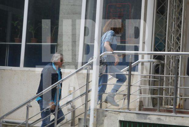 """Ilie Năstase, vizită la Brigada de Poliţie Rutieră: """"A venit să aducă un act la dosarul în care e acuzat că a condus băut"""""""