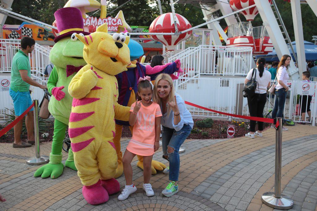 Paula Chirilă este drastică cu fiica ei