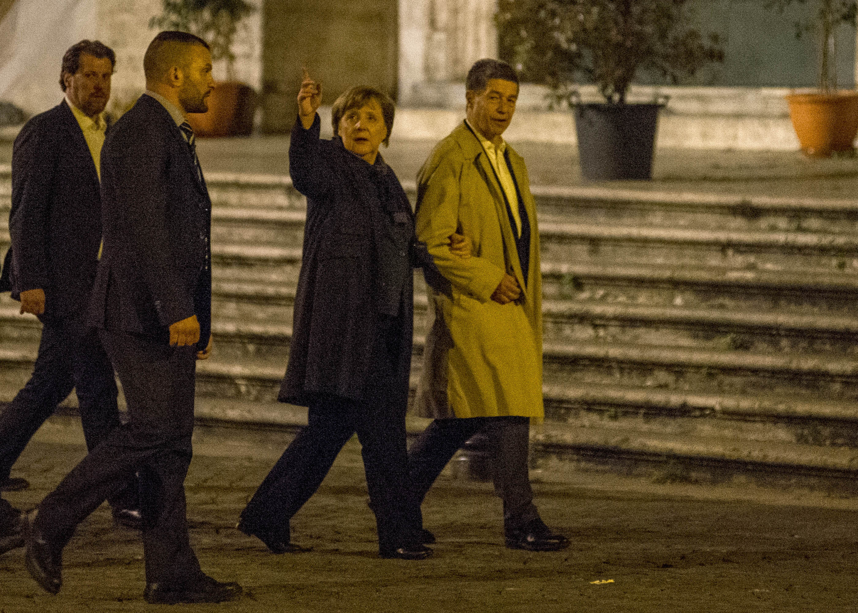 Angela Merkel And Her Husband Appreciated By Maurice Munteanu For The Adopted Style