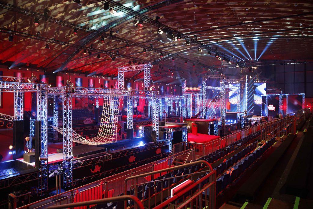 Studioul Ninja Warrior se construiește în România