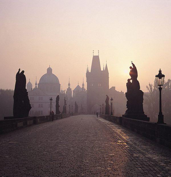 Podul Carol din Praga, Cehia