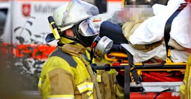 """REPORTAJ/ Viața unui pompier se scrie între două misiuni. """"Cu mâinile goale am scos oameni îngropați sub munți de cărbune"""""""