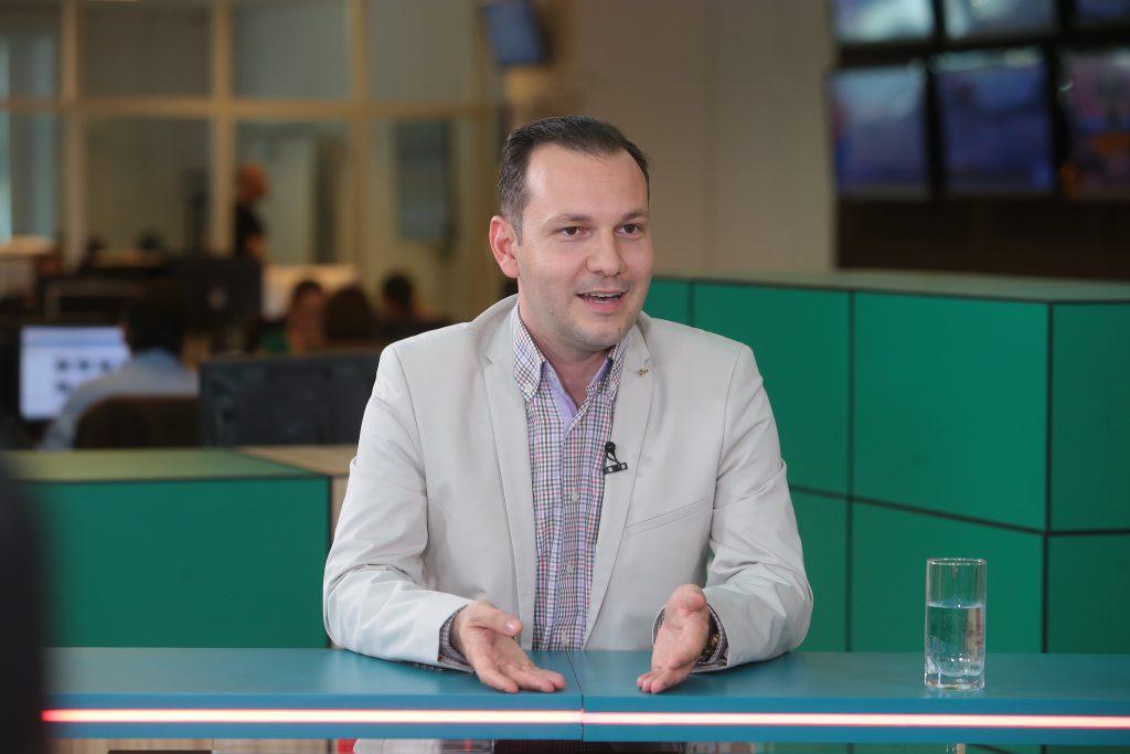 Medicul Radu Ţincu, de la Spitalul Floreasca
