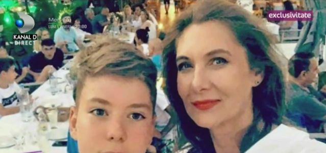 """Romanița Iovan vorbește despre fiul ei, Albert. """"Nu vreau să crească frustrat"""""""