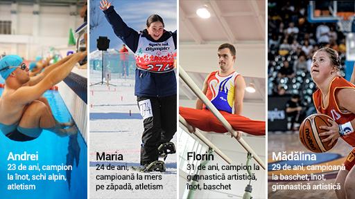Sportivi Special Olympics