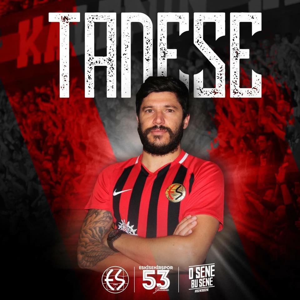 Cristian Tănase s-a tranferat la Eskișehirspor. Fotbalistul a lăsat FCSB pentru liga a doua din Turcia