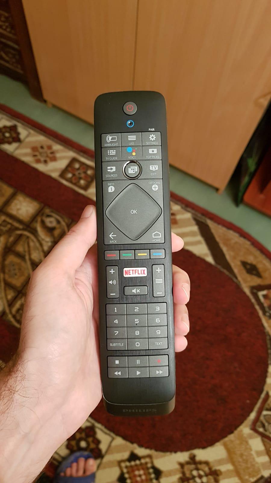 Telecomandă Philips 50PUS7303