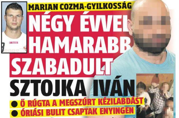 """Ce fac ucigașii lui Marian Cozma: """"Vor mai comite o crimă"""", crede tatăl handbalistului, care n-a primit niciun sfanț despăgubire!"""