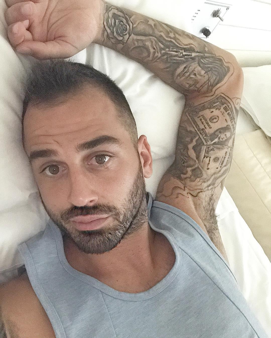 FC Botoșani l-a transferat pe Aristidis Soiledis de la fotbal-volei. Grecul e plin de tatuaje