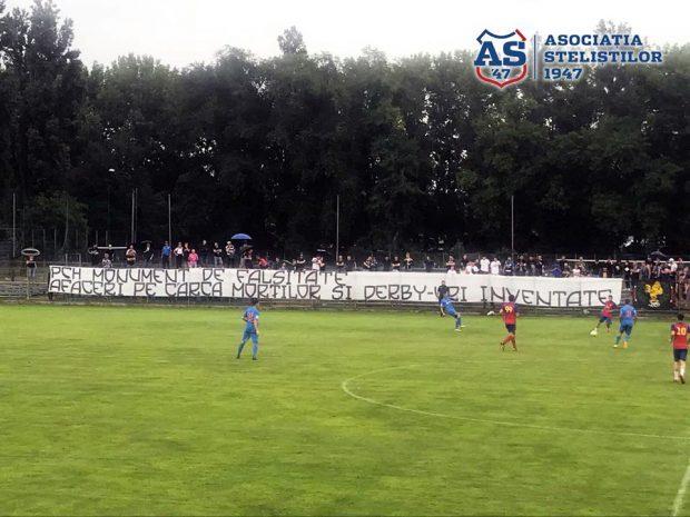 """Se apropie sfârșitul războiului FCSB - CSA Steaua? """"Urmează marea împăcare?"""""""
