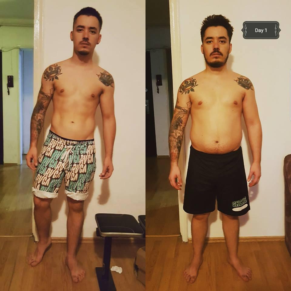 Adrian Țuțu, primul câștigător de la Românii au talent, a slăbit 20 de kilograme. Cum arată acum