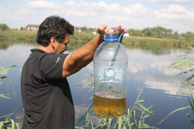 Apă infestată cu E. coli în comunele Vidra și Berceni de lângă București