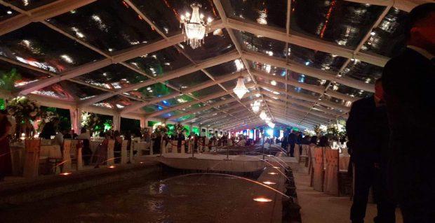 Nunta lui Dragnea jr.: petrecerea s-a încheiat, invitații au mâncat, s-au distrat și au cotizat!  Somon, Salam și plicuri generoase