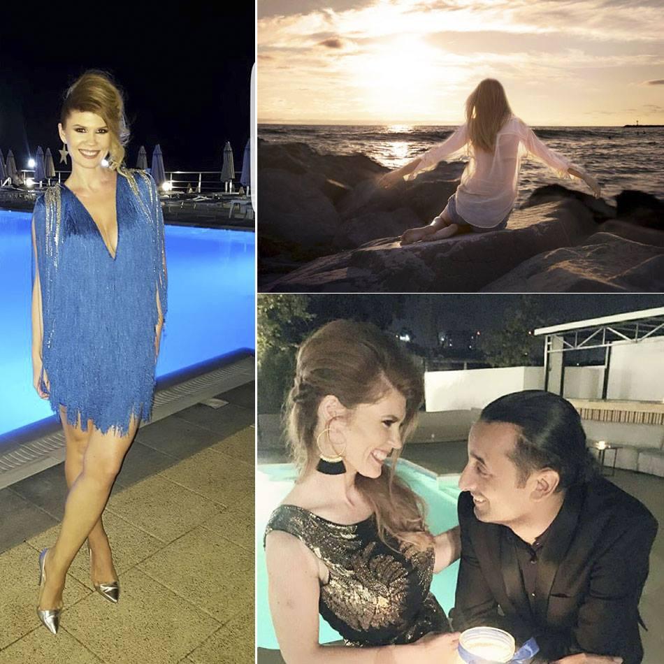 Diana Matei și Marian Cleante se pregătesc de nuntă