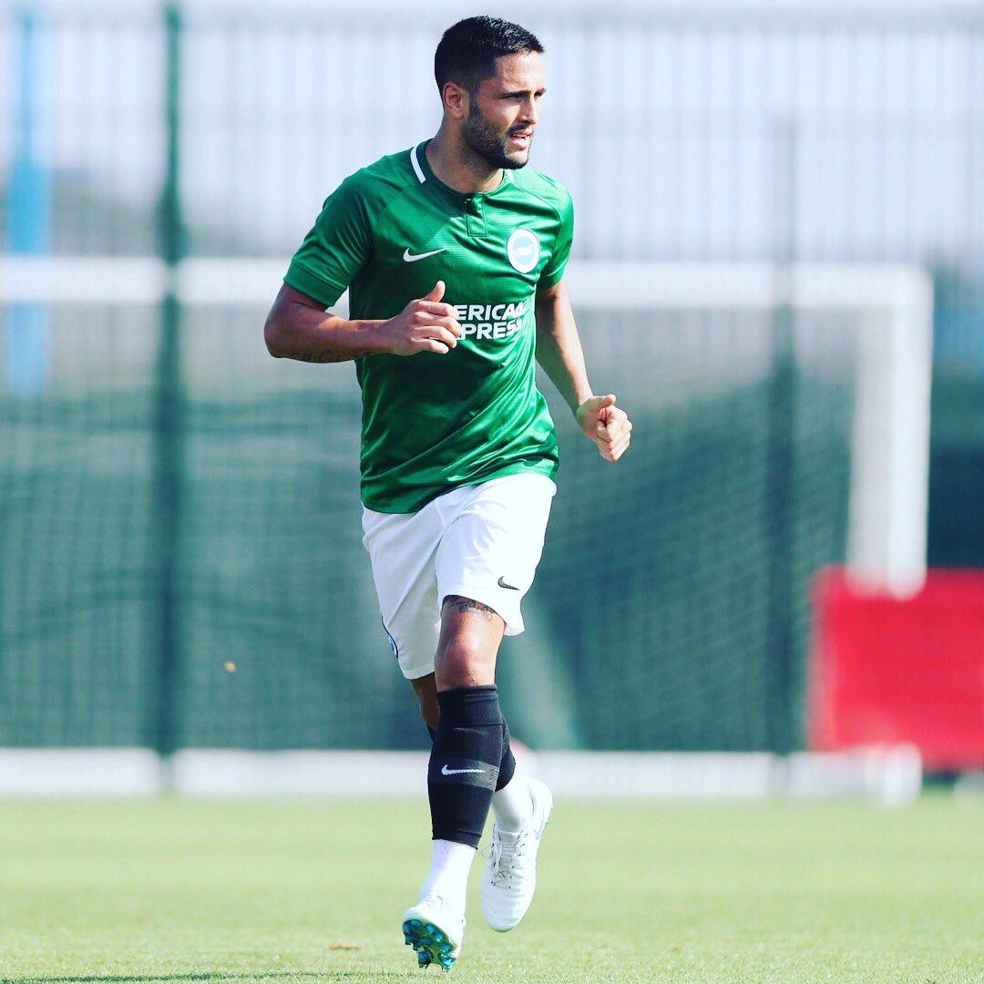 Florin Andone a debutat pentru Brighton. Fotbalistul român a fost titular