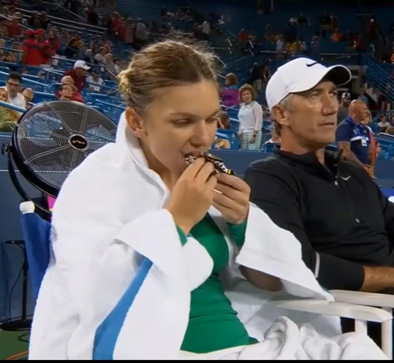 """Simona Halep riscă să ajungă epuizată la US Open. Sfatul lui Darren Cahill: """"Economisește-ți energia"""""""