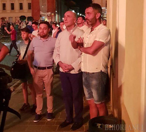Incendiu puternic în Oradea! Sediul Episcopiei Greco-Catolice