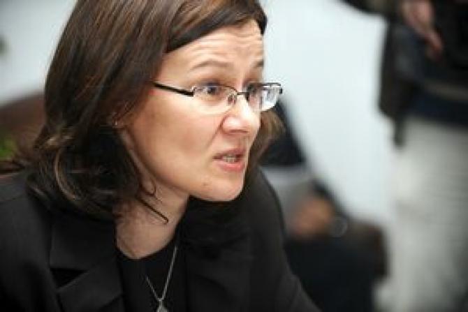 Gabriela Scutea și-a depus candidatura pentru șefia DNA