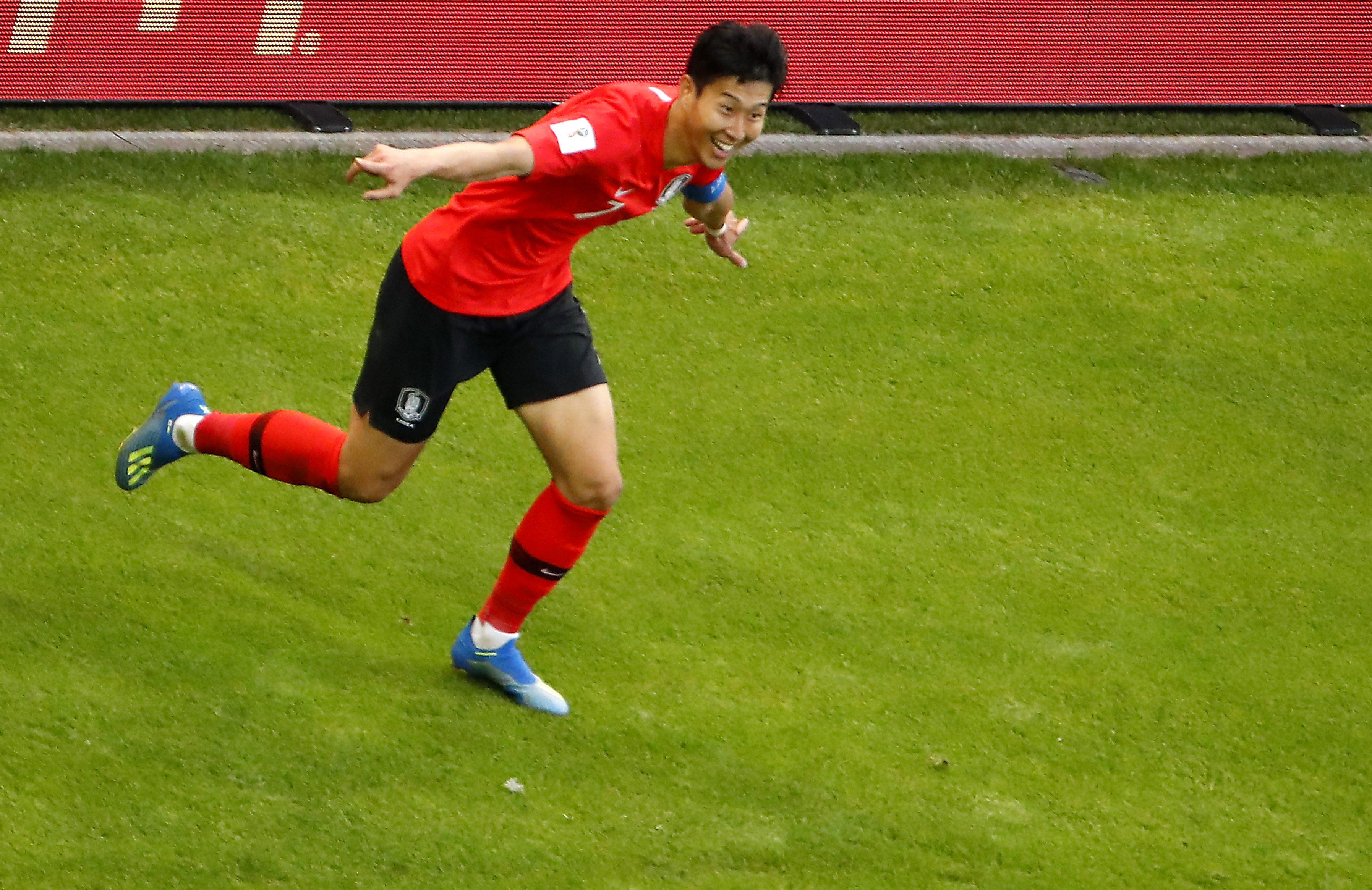 Heung Min Son Fotbalistul  Tottenham Obligat Castige Medalia Aur Jocurile Asiei Evita Serviciul Militar
