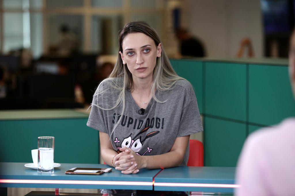 Ilona Brezoianu a avut susținerea familiei să se facă actriță