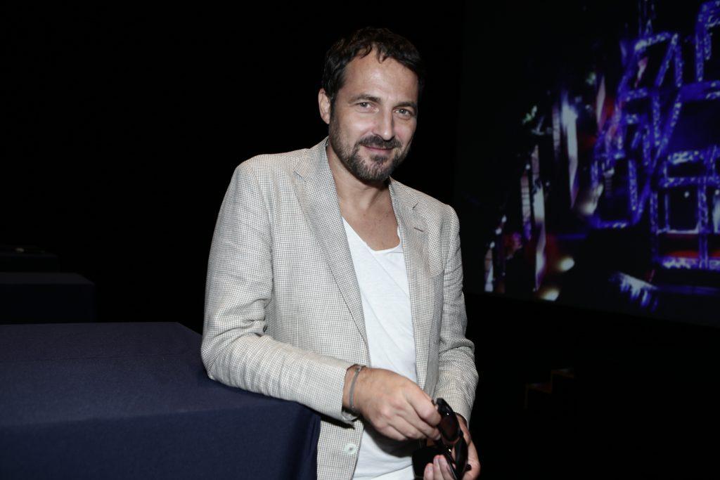 Andrei Aradits s-a reîntors la actorie