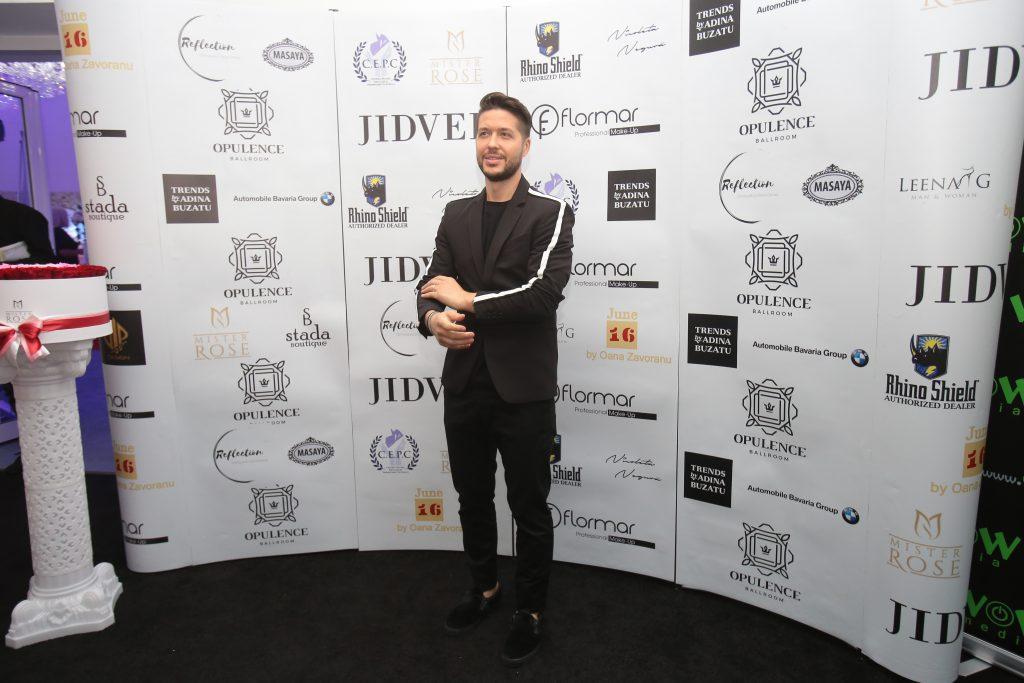 Jorge se consideră un bărbat frumos