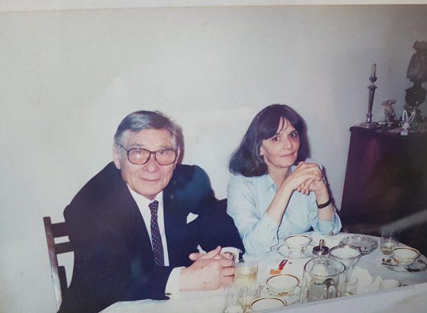 Magda Răutu, declarații inedite despre soțul ei