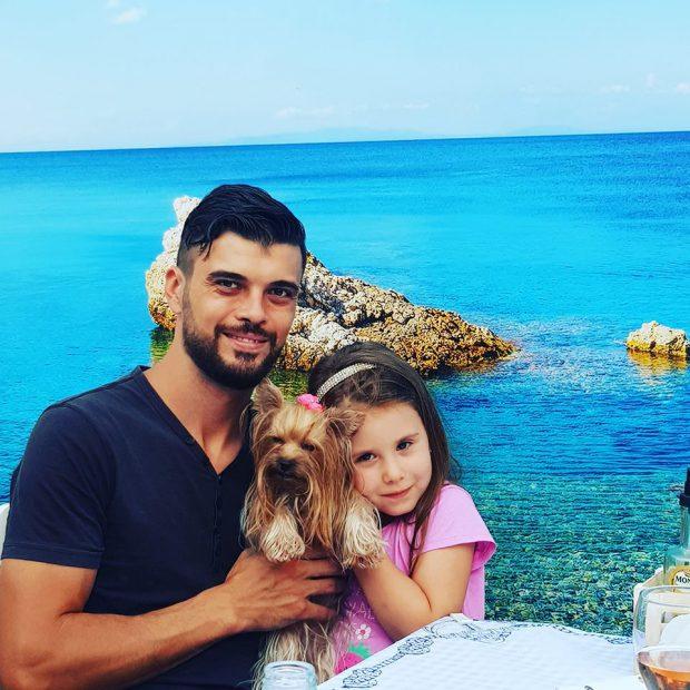 Imaginea cu soțul și fiica Oanei Roman, care a stârnit admirația tuturor. Cum s-au pozat cei doi