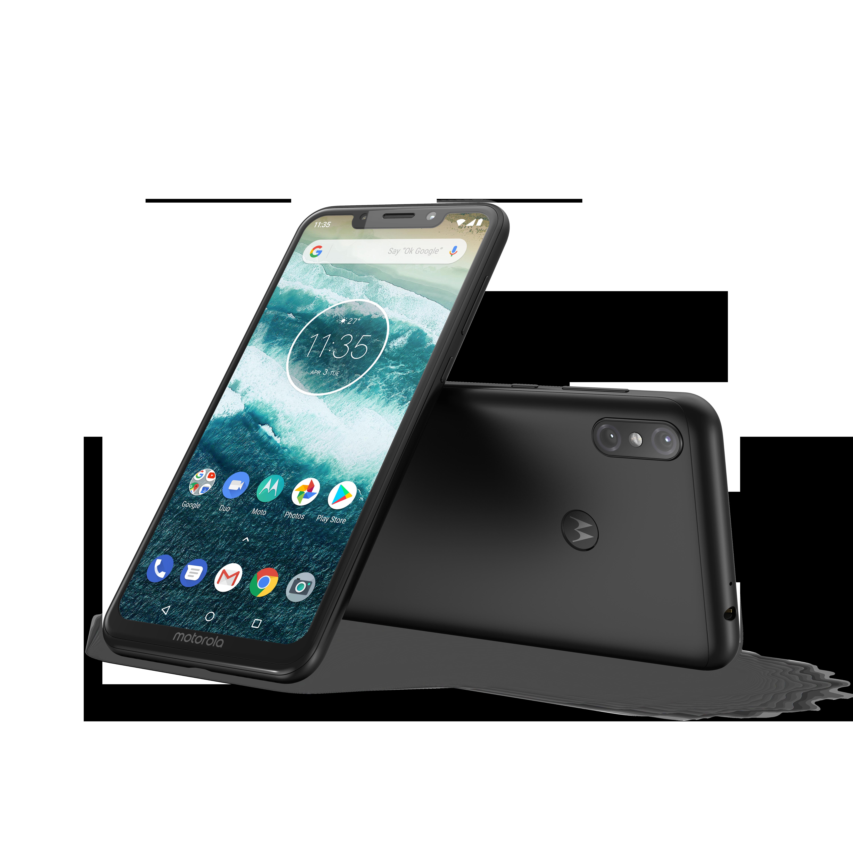 IFA 2018. Motorola prezintă Motorola One și One Power, două smartphone-uri cu design apropiat iPhone X - VIDEO