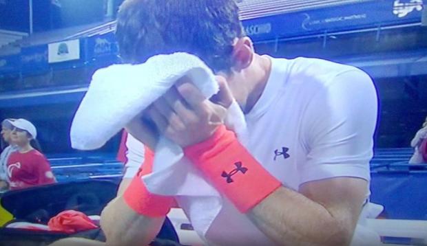 Marius Copil, învins de Andy Murray, în optimile turneului de la Washington. Meciul a intrat în istoria competiției. Lacrimile scoțianului