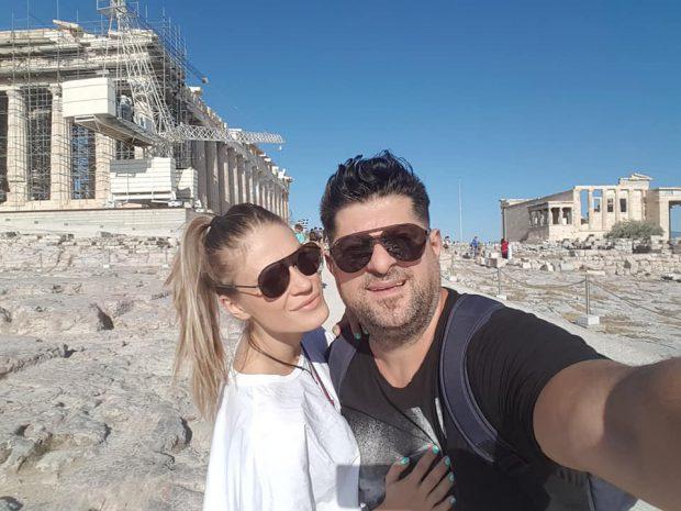 Tavi Colen și iubita lui își fac cadou vacanțe
