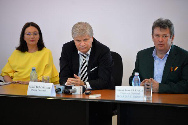 Părinții se înghesuie să-și înscrie părinții la creșele de stat româno-daneze