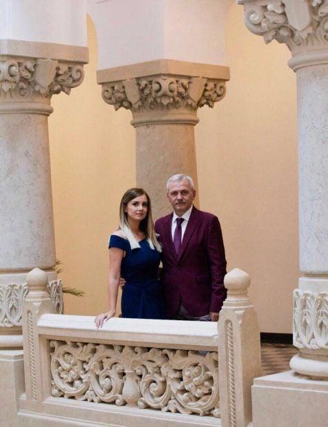 FOTO | Cum au fost îmbrăcați Irina Tănase și Liviu Dragnea la nunta fiului liderului PSD
