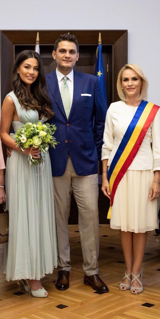 Primele imagini de la nunta lui Dragnea jr.! Ștefan Valentin Dragnea s-a însurat cu Gina Alexandra