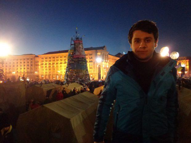 Cum am ajuns să semănăm cu Ucraina? Când Jandarmeria a fost ca pe Maidan. Reporterul Răzvan Luțac a fost prezent la Kiev înfruntările din 2013-2014 și la evenimentele de azi noapte