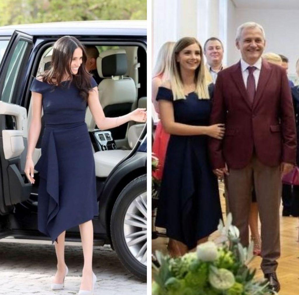 Foto Irina Tănase A Schimbat Trei Rochii în Ziua Nunții Lui Dragnea