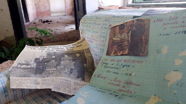 Satul născut la 1918 care în prag de Centenar trage să moară