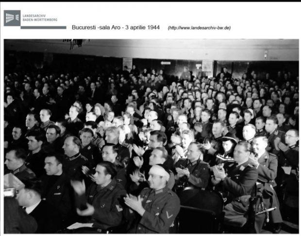 istoria cinematografului Patria. Soldații naziști asistau la spectacole