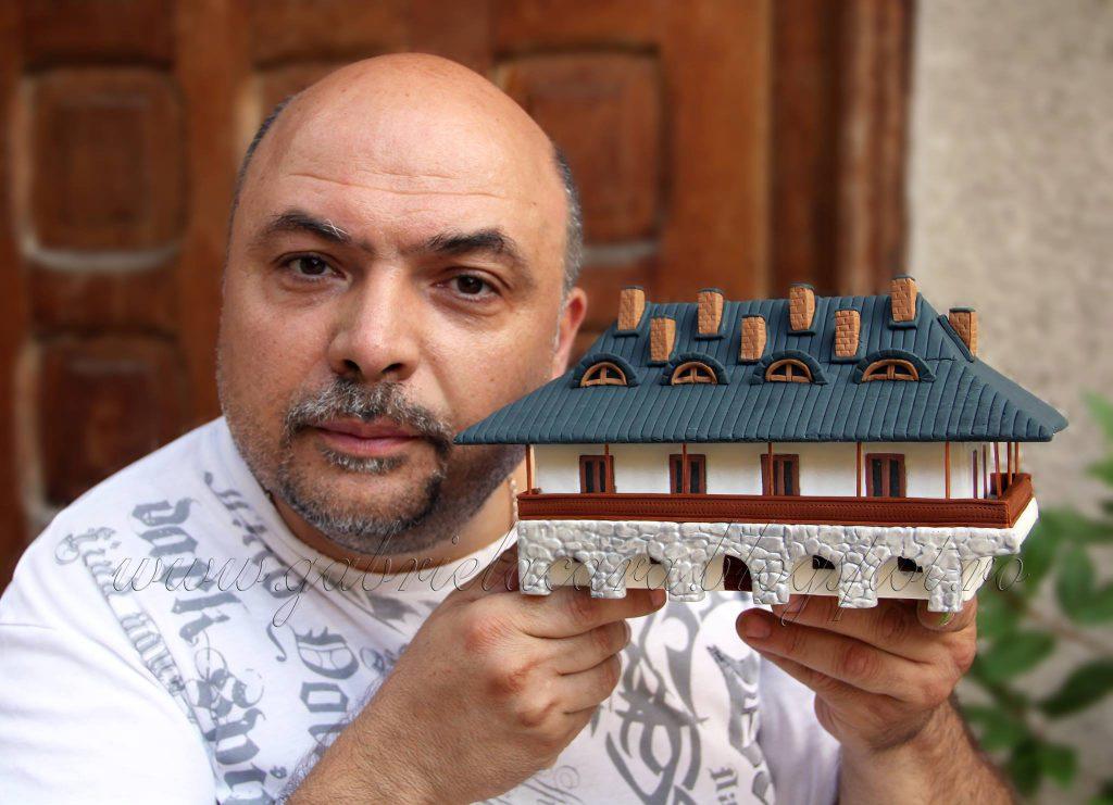 Constantin Zamfirescu e la fel de priceputcofetar cum e ca actor